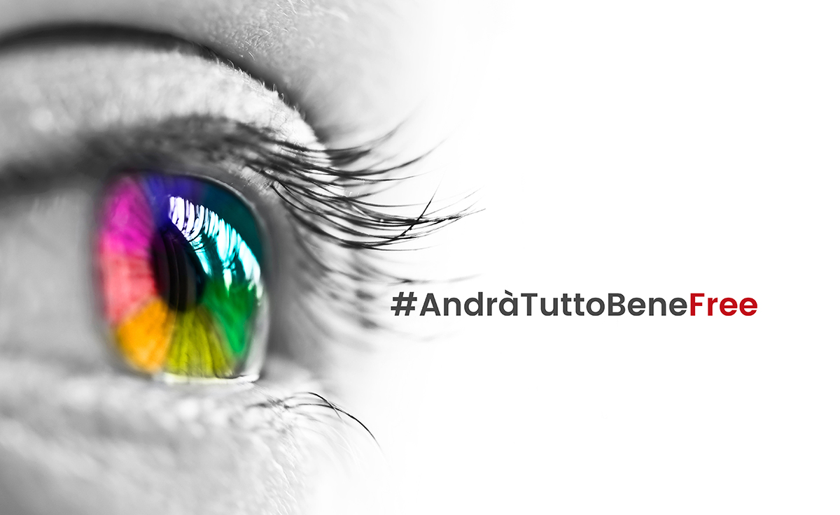 #AndràTuttoBeneFree